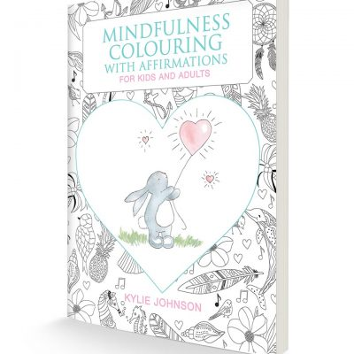 Mindfulness Colouring With Affirmations
